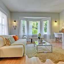 Rental info for 2910 Hillegass Ave #4 in the Oakland area