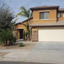 Rental info for Light and Bright 3 bdrm/2.5 ba Avondale Beauty! in the Phoenix area