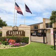 Rental info for Gateway Place Apartments in the Garland area