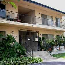 Rental info for 1427 Amherst Ave in the Los Angeles area
