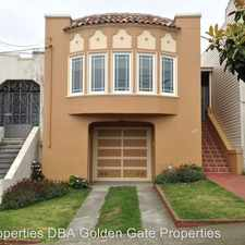 Rental info for 528 Victoria Street in the Ingleside area