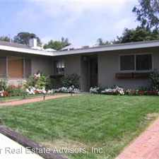Rental info for 537 Orchid Lane in the Del Mar Heights area