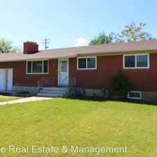 Rental info for 44 E 700 N in the Spanish Fork area