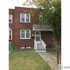 Rental info for Newly Renovated 3 BR House Everything New - C a l l 8 5 6 7 4 5 9 0 8 0 in the Philadelphia area