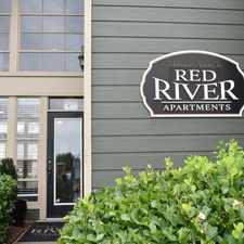 Rental info for Red River Apartments