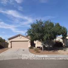 Rental info for 7232 S. 44th Ln.