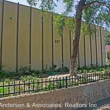 Rental info for 387 N. MENTOR in the Pasadena area