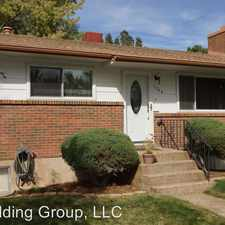 Rental info for 1206 Westmoreland - B-2 in the Colorado Springs area