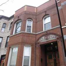 Rental info for 2153 W Potomac Ave in the Wicker Park area