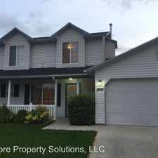 Rental info for 11692 W Trinity Ave in the Nampa area