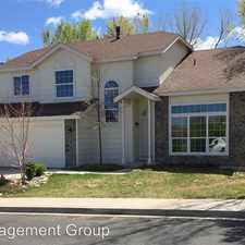 Rental info for 4550 Stonegate Lane