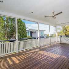 Rental info for Low Maintenance Family Home in the Woolloongabba area