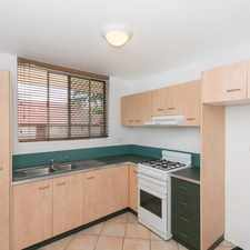 Rental info for RENOVATED PROPERTY IN CENTRAL LOCATION in the Brisbane area