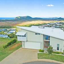 Rental info for GLAMOROUS HOME WITH MILLION DOLLAR VIEWS in the Yeppoon area
