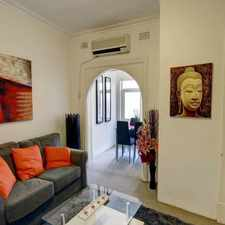 Rental info for LARGE 1 BEDROOM + SEPARATE DINING/STUDY in the Potts Point area