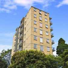 Rental info for STUDIO APARTMENT IN GREAT LOCATION! in the Sydney area
