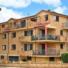 Rental info for Spacious 2 Bedrooms Unit at the best street in Mortdale!