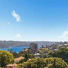 Rental info for FABULOUS ART DECO APARTMENT WITH FANTASTIC VIEWS in the Sydney area