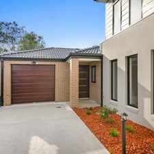 Rental info for Brand New Haven with Modern Flair in the Boronia area