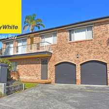 Rental info for Think Big!!! ***********APPLICATION APPROVED*********** in the Bateau Bay area