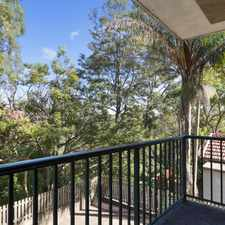 Rental info for Tranquil Modern Apartment in the Freshwater area