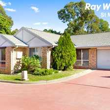 Rental info for DEPOSIT TAKEN BY TROY 0402 692 444. More homes needed urgently! in the Blacktown area