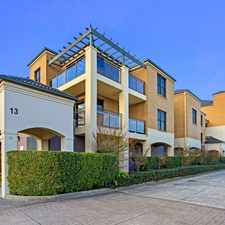 Rental info for Immaculate Two Bedroom Apartment in the Wollongong area