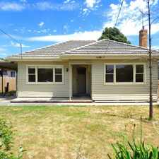 Rental info for You will feel at home the moment you walk through the door! in the Melbourne area