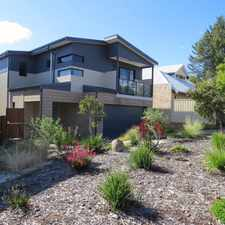 Rental info for Townhouse living in the Perth area