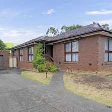 Rental info for UNBEATABLE LOCATION! in the Melbourne area