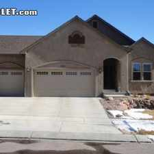 Rental info for $2250 4 bedroom Townhouse in Colorado Springs Other Colorado Springs
