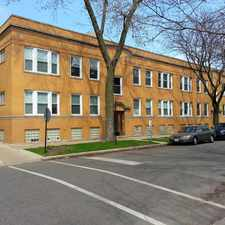 Rental info for 3610 North Oakley Avenue #2 in the Chicago area