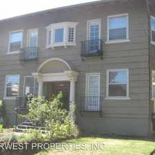 Rental info for 1915 NE 16TH AVE #2 in the Irvington area