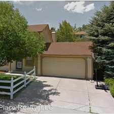 Rental info for 4555 South Salida Street Arapahoe County in the Prides Crossing area