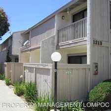 Rental info for 1213 West Cypress Ave, #D
