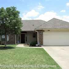 Rental info for 708 Wall Cir in the 73160 area