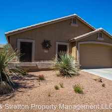 Rental info for 42332 W Colby Dr in the Maricopa area