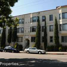 Rental info for 2241 Durant Ave. in the Oakland area