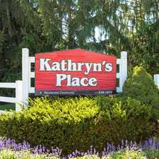 Rental info for Kathryn's Place
