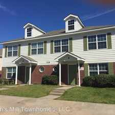 Rental info for 400 Old Mill Run