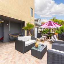 Rental info for $5290 0 bedroom Apartment in West Los Angeles Venice in the Marina del Rey area