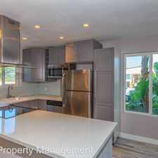 Rental info for 1575 Scott St #01 in the Midway District area