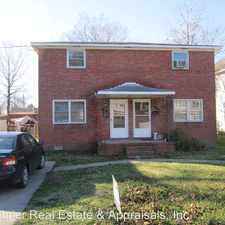 Rental info for 4120 Third Street in the South Norfolk area
