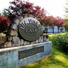 Rental info for The Village at Union Mills in the Lacey area