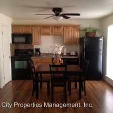 Rental info for 1602 S. College Ave