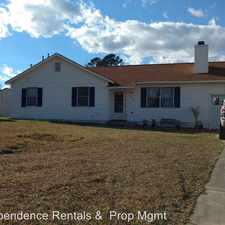 Rental info for 439 Hunting Green Drive