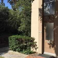 Rental info for 4851 Collwood Blvd. #B in the Talmadge area