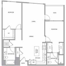 Rental info for $9999 2 bedroom Apartment in Mountain View in the Los Altos area