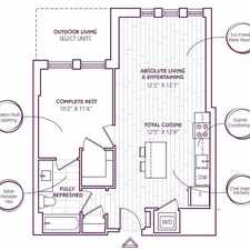 Rental info for $6480 1 bedroom Apartment in Arlington in the Arlington Views area