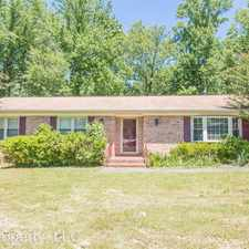 Rental info for 631 Pine Hill Drive